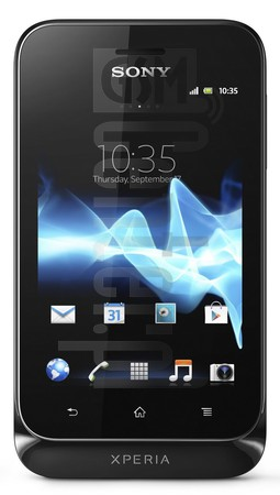 SONY Xperia Tipo ST21i  image on imei.info