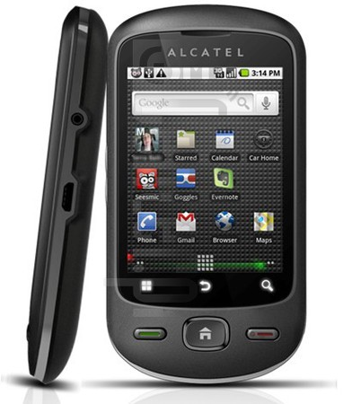 IMEI Check ALCATEL OT-906 on imei.info