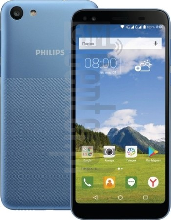 PHILIPS S395 image on imei.info