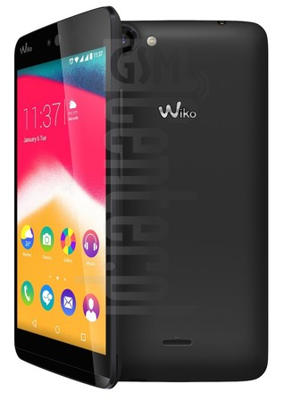 WIKO Rainbow Jam 3G image on imei.info