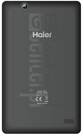 IMEI Check HAIER HaierPad W800 on imei.info