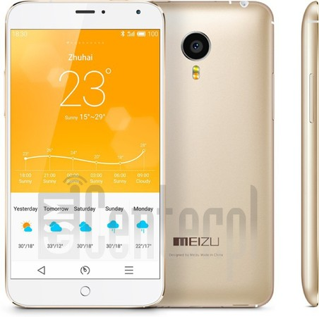 MEIZU MX4 image on imei.info
