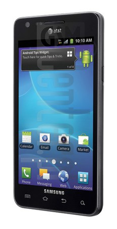SAMSUNG I777 Galaxy S II image on imei.info