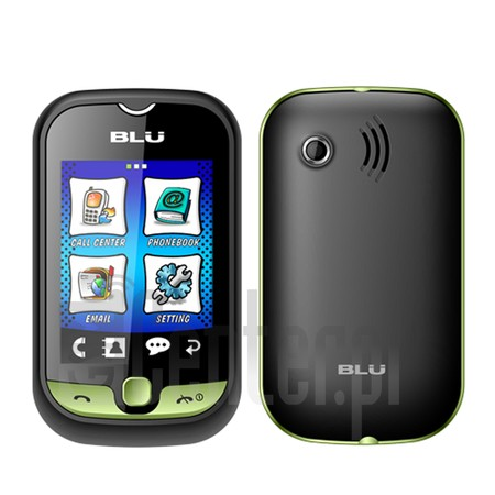 BLU Deejay Touch S200 image on imei.info