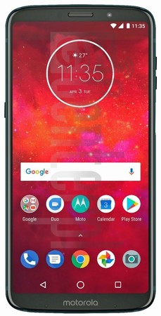 MOTOROLA Moto Z3 Play image on imei.info