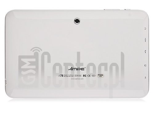 AMPE A78 image on imei.info