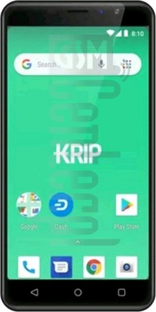 IMEI Check KRIP K5 on imei.info
