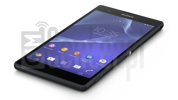 SONY Xperia T2 Ultra Dual D5322 image on imei.info