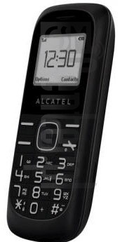 ALCATEL OT-112 image on imei.info