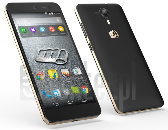 MICROMAX Canvas Xpress 2 E313 image on imei.info