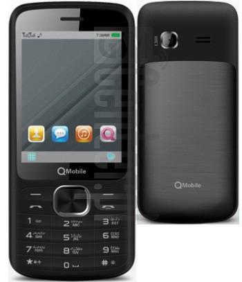 QMOBILE E760 Specification - IMEI info