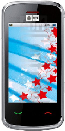 MTC 547 Trendy Touch image on imei.info