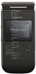 IMEI Check TOSHIBA TS808 on imei.info