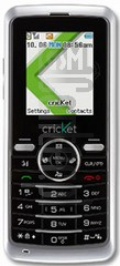 CRICKET A100 image on imei.info