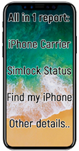 iPhone 8 Carrier Checker