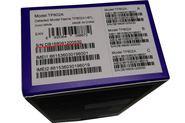 What is Serial Number? - IMEI info