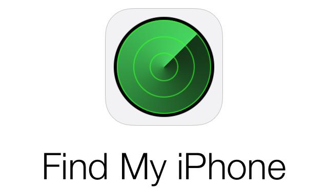 find my iphone icloud