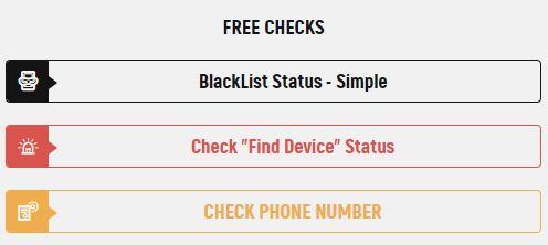 XIAOMI Find Device Checker - News - IMEI info