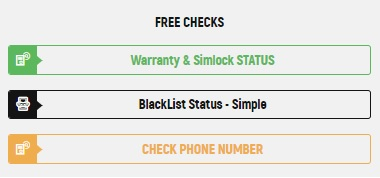 Sony Warranty Checker