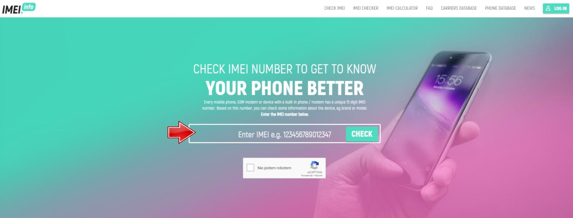 Huawei Warranty & SN Checker - News - IMEI info