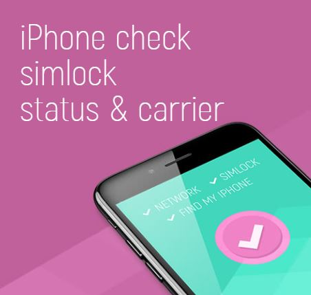 Iphone Carrier Lock Status Check | iPhone Network & Simlock