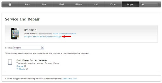 How to check & verify iPhone warranty - IMEI info
